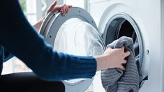 How to Prevent Mold In a Washing Machine - First For Women Clean Your Washing Machine, Clean Machine, Washing Machines, Laundry Powder, Get Rid Of Mold, Laundry Appliances, Front Load Washer, Household Cleaners, Laundry Detergent