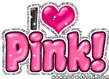 1 <3 pink!