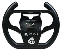 PS4 4GAMERS OFFICIALLY LICENSED COMPACT RACING WHEEL (EU)