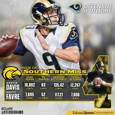 Pride of Southern Miss