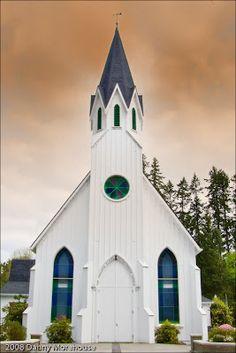 Church at North Plains, Oregon