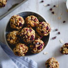 Oatmeal Cookie Bites