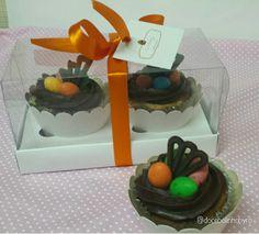 cupcake de pascoa