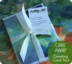 Greeting Cards Giveaway