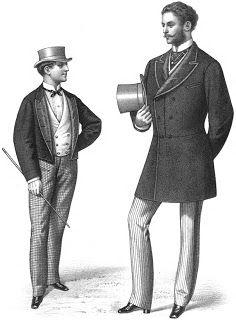 19th Century Historical Tidbits: 1868 Fashion Part 4