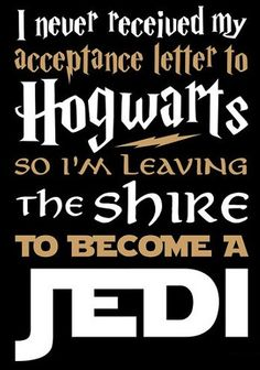 Cross Stitch Pattern for I never received my acceptance letter to Hogwarts... on Etsy, $5.00