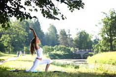 Meditieren in der Natur