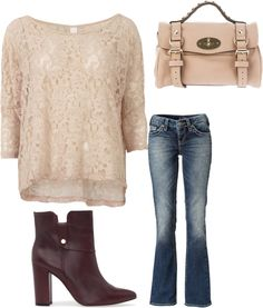 """""""night out w/ the hubby"""" by holly-gregg on Polyvore"""