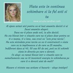 Ursula Sandner - Use your strength Ursula, Robert Kiyosaki, Personal Development, Strength, Health Fitness, Love You, Advice, Sola Fide, Funny