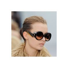 Best Designer Sunglasses for Women - Designer Sunglasses 2011 - Marie Claire found on Polyvore