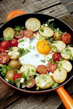 Photo-copy: Doodeenvoudig maar oh zo lekker. I Love Food, Good Food, Yummy Food, Vegetarian Recipes, Cooking Recipes, Healthy Recipes, Plat Simple, Happy Foods, Lunch Snacks