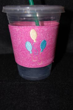 Hey, I found this really awesome Etsy listing at https://www.etsy.com/listing/176488406/pinkie-pie-inspired-coffee-cup-sleeve