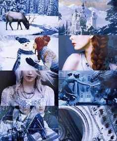 """pantherauncia: """" Elsa: What do I not know? Anna: Arendelle's in deep, deep, deep, deep snow Elsa: What? Anna: You've kind of set off an eternal winter… everywhere """""""