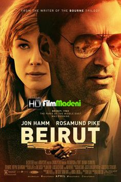 Trailer, TV spots, clips, featurette, images and poster for the espionage thriller BEIRUT starring Jon Hamm and Rosamund Pike. Jon Hamm, Rosamund Pike, Imdb Movies, 2018 Movies, Movies Online, Buy Movies, Shea Whigham, Popular Movies, Good Movies