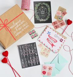 @lilyandval giveaway! Super cute cards!