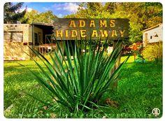 Adams Hideaway. by Darryl Weddington