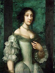Claudia Felicitas of Austria, 1672 (Carlo Dolci) Kunsthistorisches Museum, Wien,