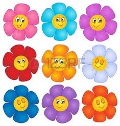 Images Of Flowers In Caricature - Image In Hd 3 HD Wallpapers Frame Border Design, Page Borders Design, Teacher Classroom Decorations, Classroom Displays, Classroom Labels, School Decorations, Diy And Crafts, Crafts For Kids, Paper Crafts