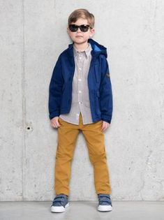 8 Back-To-School Outfit Ideas For Boys | Kidsomania