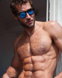 Franco sexy abs