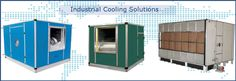 Industrial Air Cooling Solutions - Maintain the Environment to Work Comfortably http://goo.gl/fOWa3B