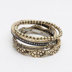 Modern Tennis Bracelet Set | perfectsunday.co