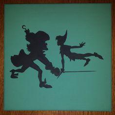 Capitaine Crochet & Peter Pan