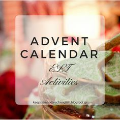 Who can resist the daily surprises Advent Calendars hide behind their small doors? They not only count the days till Christmas but they are great fun too so why not use them in the classroom?