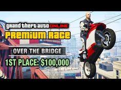 nice GTA Online - Premium Race #24 - Over the Bridge (Cunning Stunts)