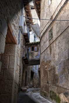 Pasaje by Juan Carlos Arranz - Valderrobres , Spain