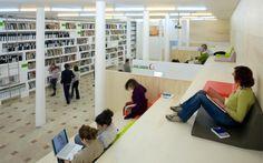 Open Library,© Iwan Baan