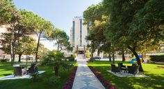 Giardino - Hotel Italy #bibione #hotel #vacanze