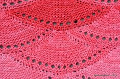 Ma version du châle Aranami - SpirouBobine Ravelry, Couture, Crochet Top, Knitting Patterns, Stitch, Knits, Weaving Techniques, Tejidos, Crochet Cover Up