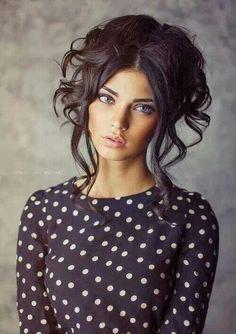 #gorgeous #hair #makeup #eyes