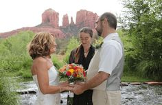 There are many great wedding venues to choose from, checkout the best indoor and outdoor wedding venues in Sedona for your perfect wedding.