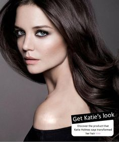 Katie Holmes l Alterna Hair Care  Get you #hair looking #Wedding Perfect with top tips from Katie