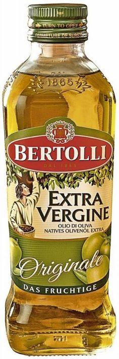 Olive Oil instead of wine | Hier BERTOLLI Originale Olivenöl, ager vielleicht könnte man etwas edleres aussuchen ;-))))