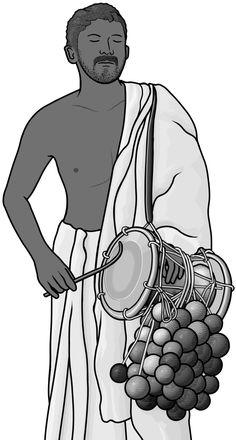 [ idakka ] drum / grayscale images