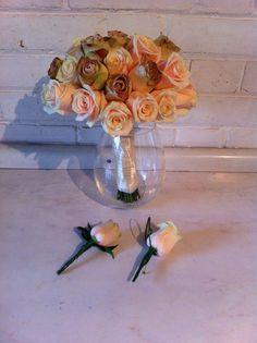 Bridal Bouquet & Buttonholes