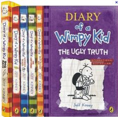 Diary of a Wimpy Kid podcast  For more podcasts on critical literacy go to www.clippodcast.com