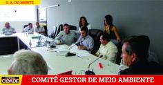 Comitê Gestor de Meio Ambiente é formado em S. A. do Monte.>http://goo.gl/nbXZFZ
