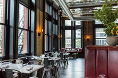 Vintage Ballroom Bistros - Wright & Company is an Exciting Detroit Restaurant with Stunning Decor (GALLERY)