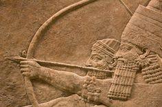 Cliché d'un jour - La chasse d'Assurbanipal