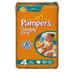 Pampers Taille 4 Couches En Promo