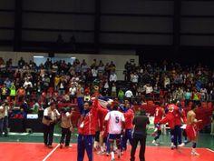 Dominicana vence a Puerto Rico en el punto final de los Juegos