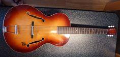 """TOP Jazz Archtop Gitarre Framus 5 50 """"Hobby"""" Super Zustand   eBay"""