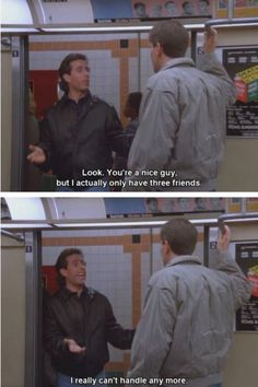 Oh Jerry Seinfeld. You understand my life Tv Quotes, Movie Quotes, Funny Quotes, Kermit, Whatever Forever, Introvert Problems, Introvert Humor, Behind Blue Eyes, Nerd