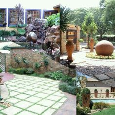 """See 31 photos and 15 tips from 4 visitors to Designer Gardens Landscaping. """"Anything you want in your garden they can do Landscaping, swimming pools,. Garden Landscaping, Swimming Pools, Garden Design, Patio, Landscape, Outdoor Decor, Home Decor, Front Yard Landscaping"""