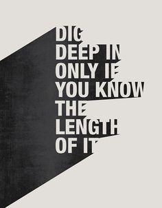 Dig Deep by Deepa Pawar