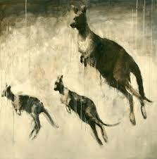 Flashback by Samuli Heimonen What Is Contemporary Art, Wildlife Art, Community Art, Animal Paintings, Spirit Animal, Art Techniques, Pet Portraits, Illustration Art, Illustrations